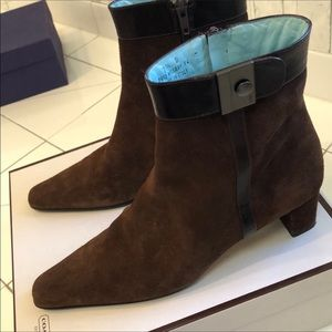 Coach ankle boot